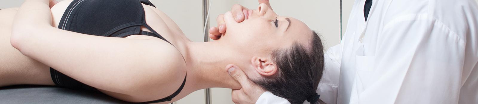 Disfunción Cervicomandibular y Dolor Orofacial