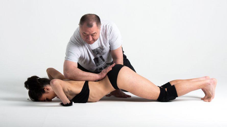 Gimnasia abdominal hipopresiva de base y estática