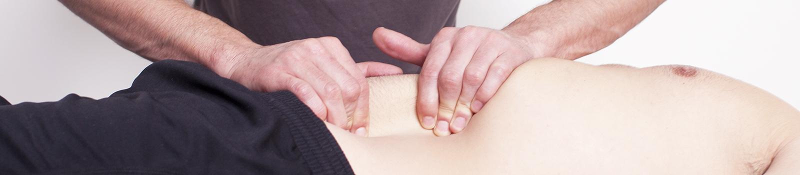 Tratamiento de diversos dolores musculoesqueléticos de origen esofagogástrico