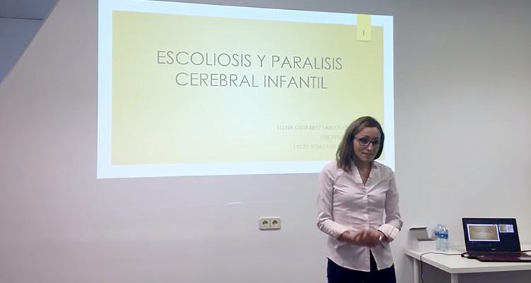 La escoliosis y la parálisis cerebral - | FisioCampus
