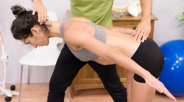 Stretching miofascial postural