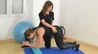 Método Pilates: suelo e implementos
