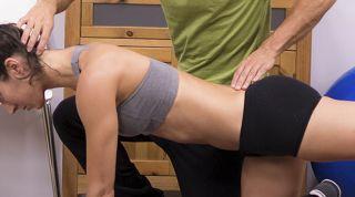 Abordaje de la inestabilidad lumbar desde el control motor y ejercicio terapéutico (directo)