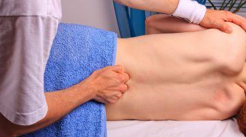 Manipulaciones vertebrales en el raquis y pelvis - Barcelona