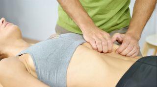 Terapia fascial visceral - A Coruña