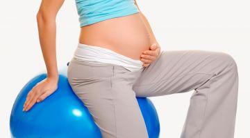 Pilates durante el embarazo - Barcelona