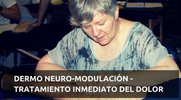 Dermo Neuro Modulación por Diane Jacobs- Barcelona