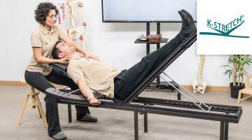 Método KSP (K-Stretch® Postural) Curso Therapy® - Irún