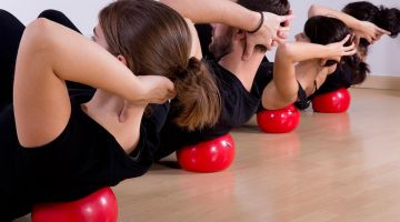 Pilates. Suelo e Implementos (4 módulos)- Madrid