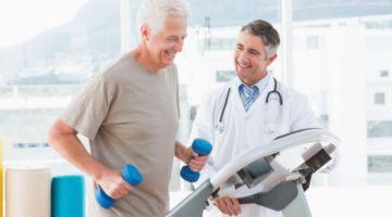 Ejercicio Físico Terapéutico en Rehabilitación Cardiaca - Madrid