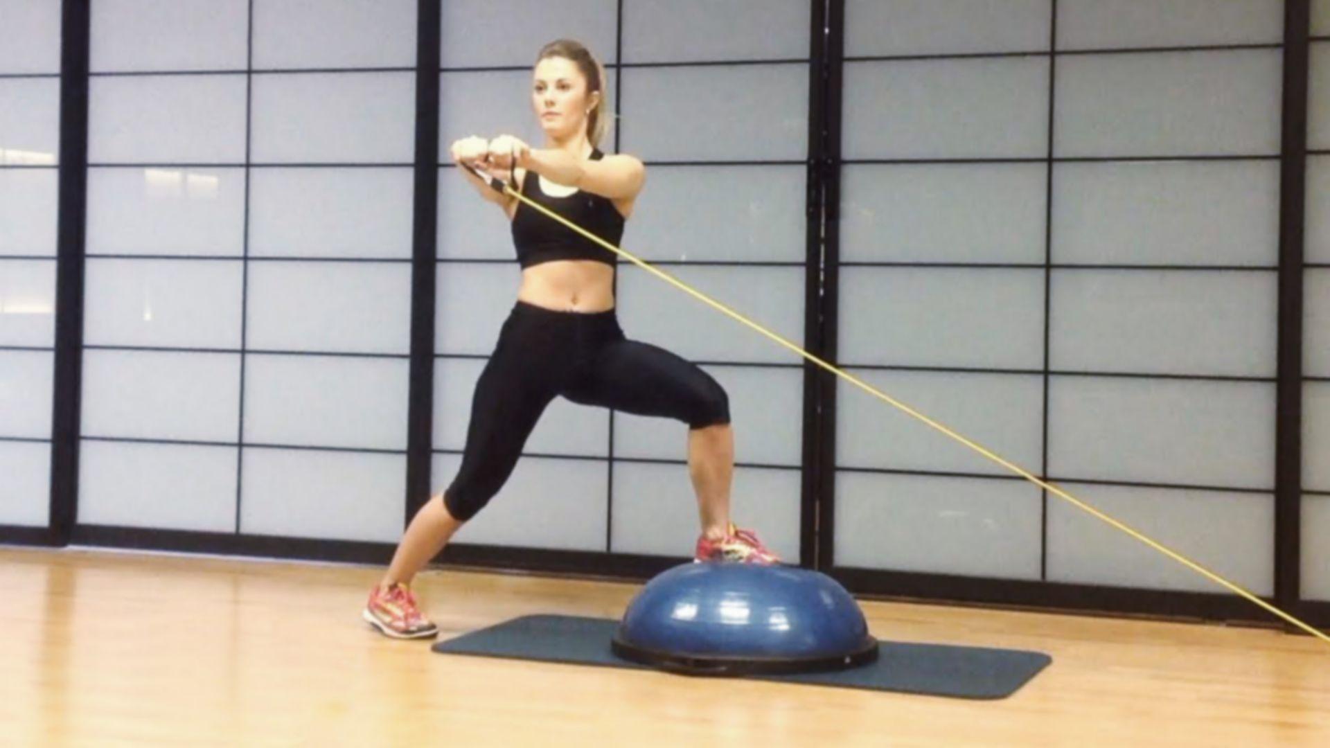 Entrenamiento propioceptivo en la fisioterapia del deporte