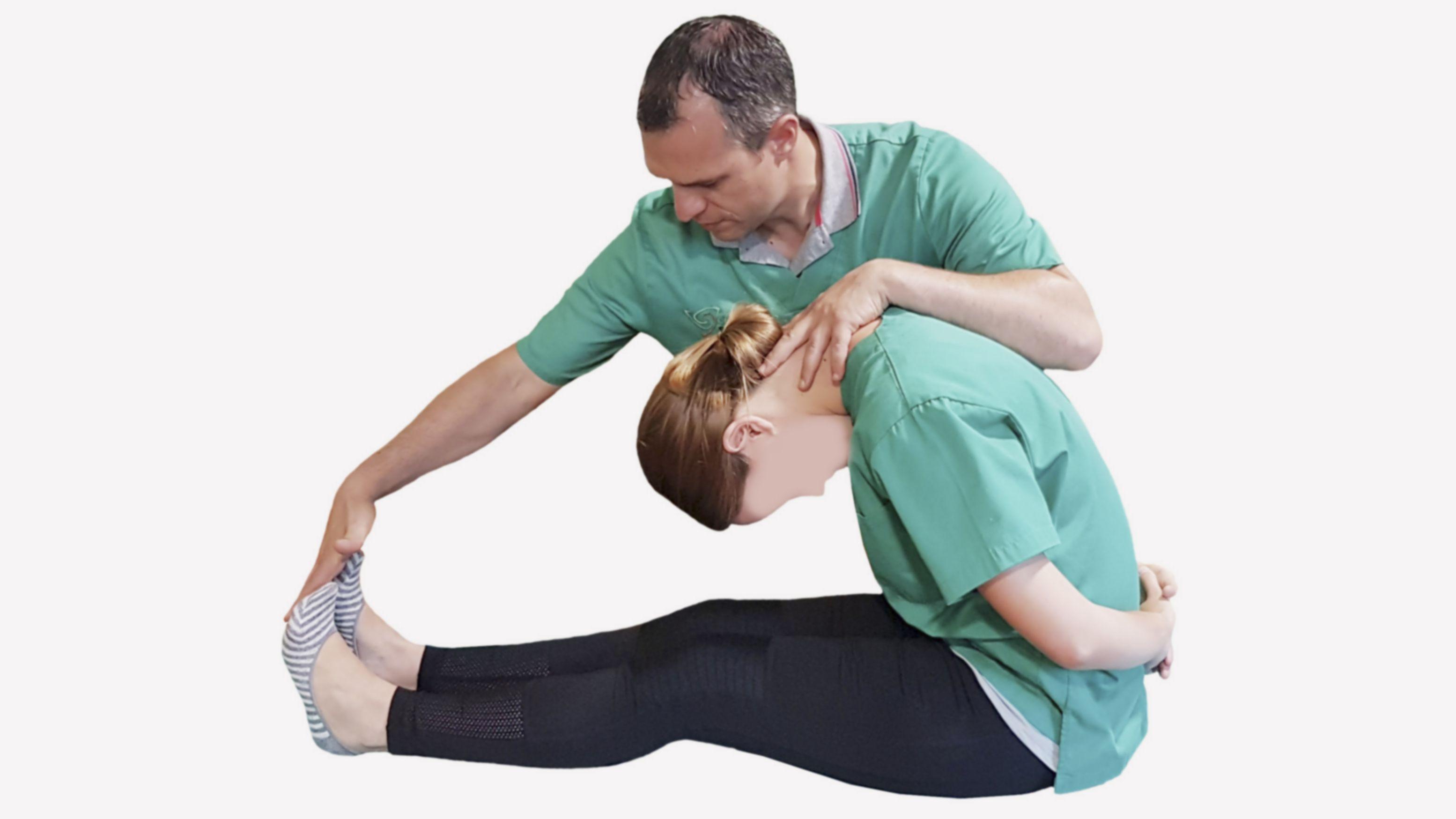 Movilización neurodinámica aplicada a la práctica clínica en fisioterapia - Bilbao