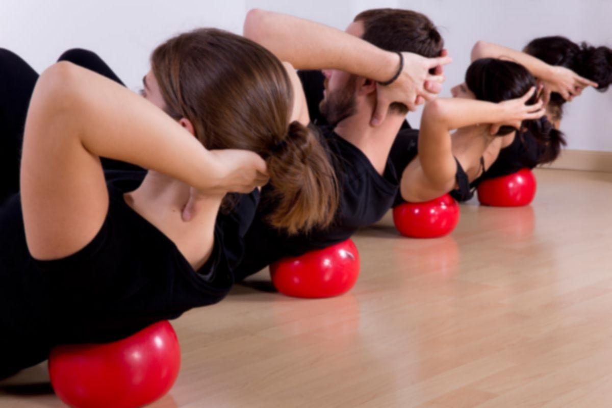 Pilates. Suelo e Implementos (4 módulos) - Madrid