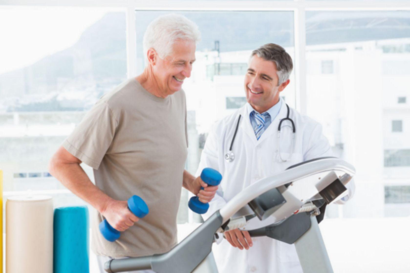 Curso de Ejercicio Físico Terapéutico en Rehabilitación Cardiaca ...