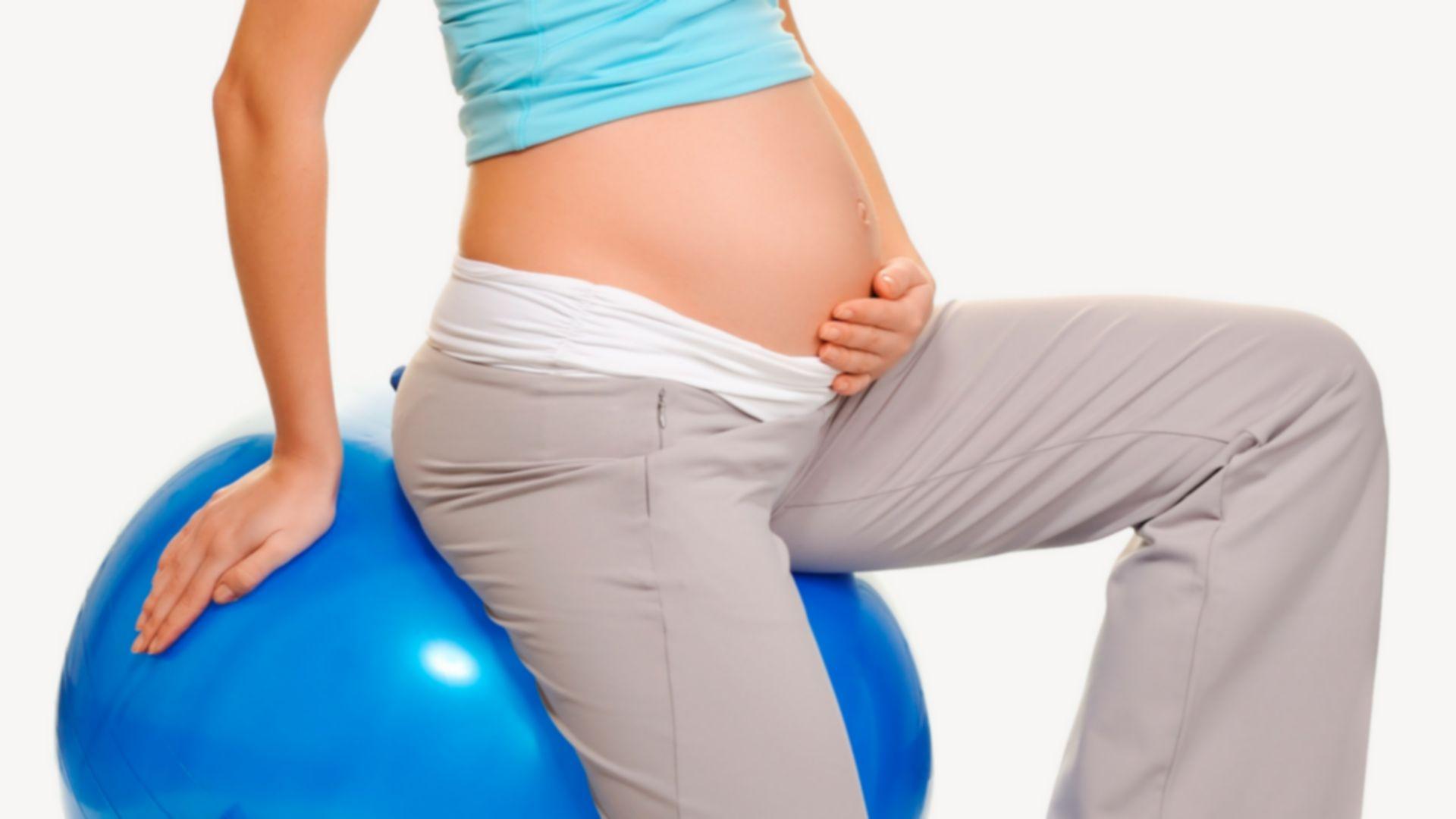 Pilates durante el embarazo y postparto - Bilbao