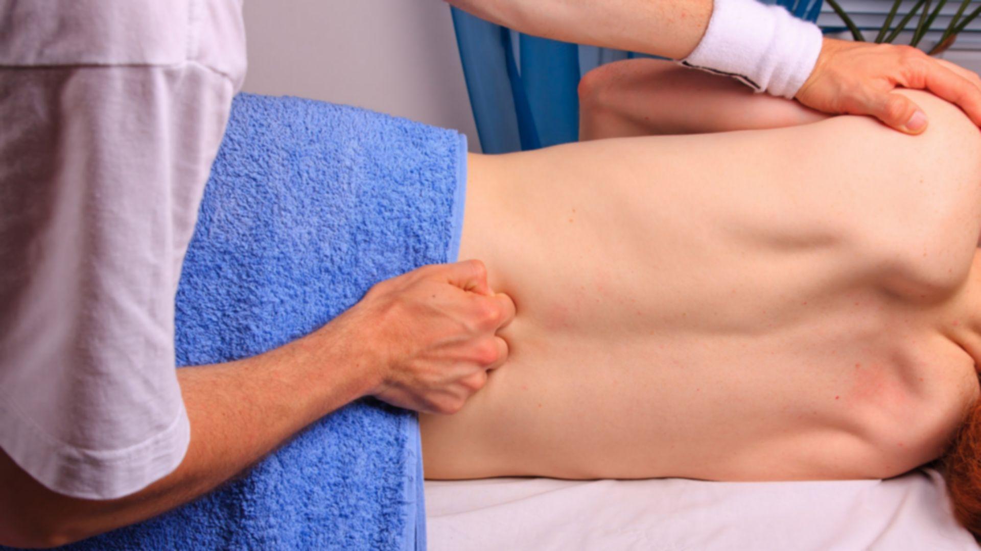 Manipulaciones vertebrales en el raquis y pelvis - Bilbao
