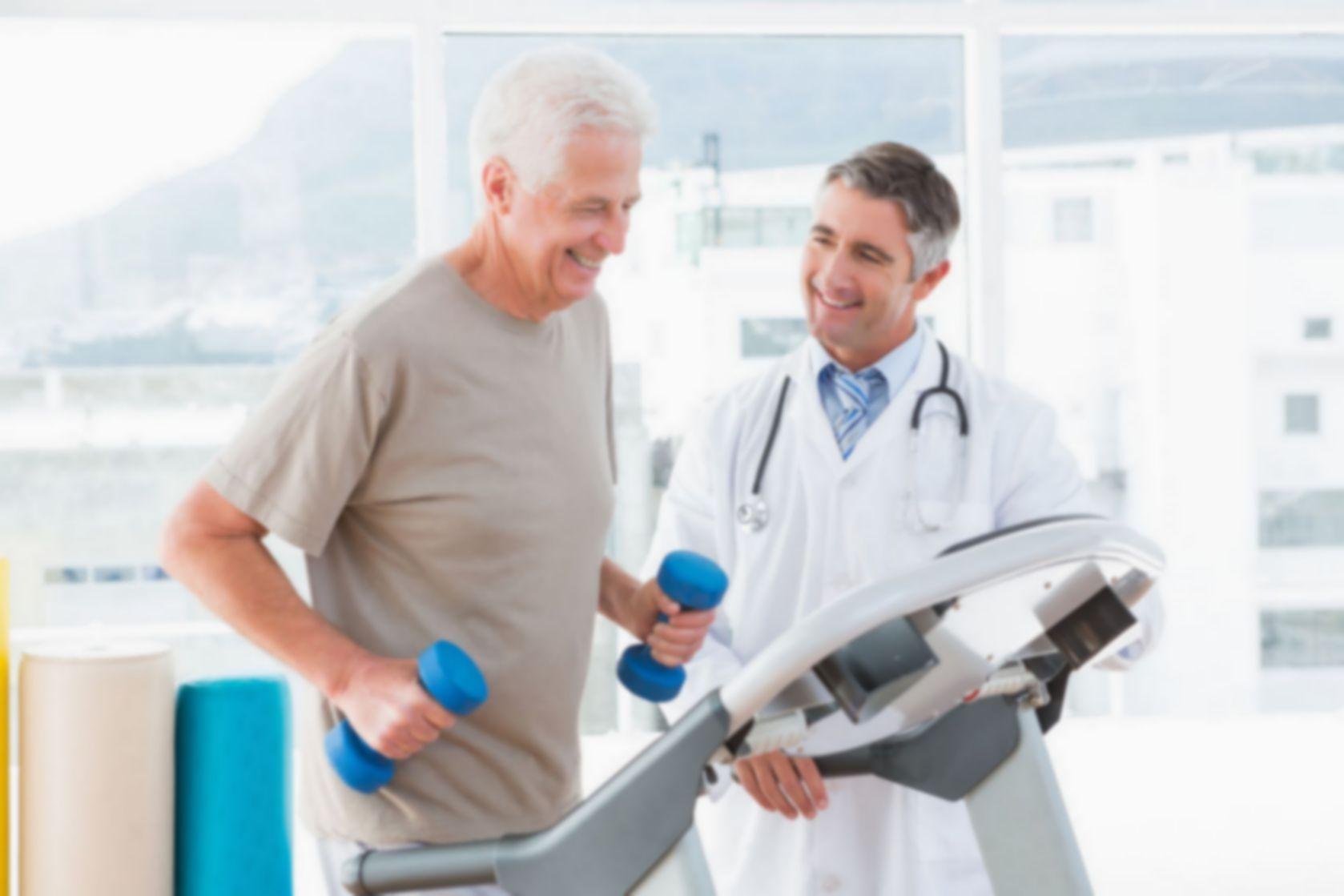 Ejercicio Físico Terapéutico en Rehabilitación Cardiaca - Palma