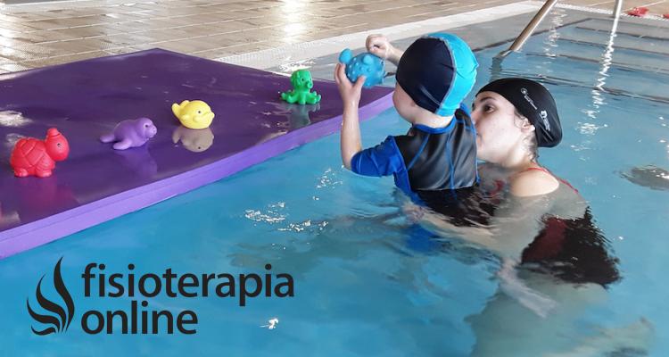 Terapia física en el medio acuático. Mucho más que solo rehabilitación.