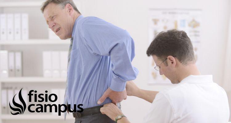 Fisioterapia online dolor espalda