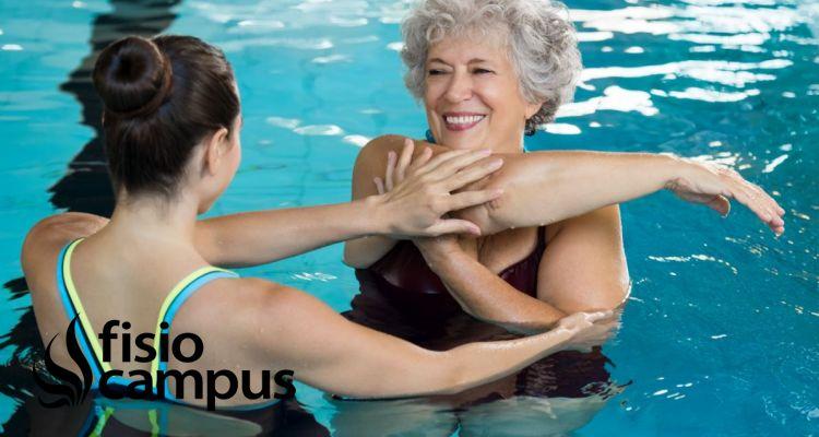 Hidroterapia en Esclerosis Múltiple. Utilidad, objetivos y efectos