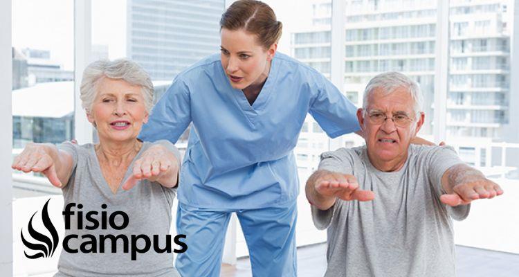 Fisioterapia en las alteraciones de la marcha senil