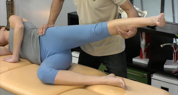 Test de Ober - Exploración y Diagnóstico - FisioCampus