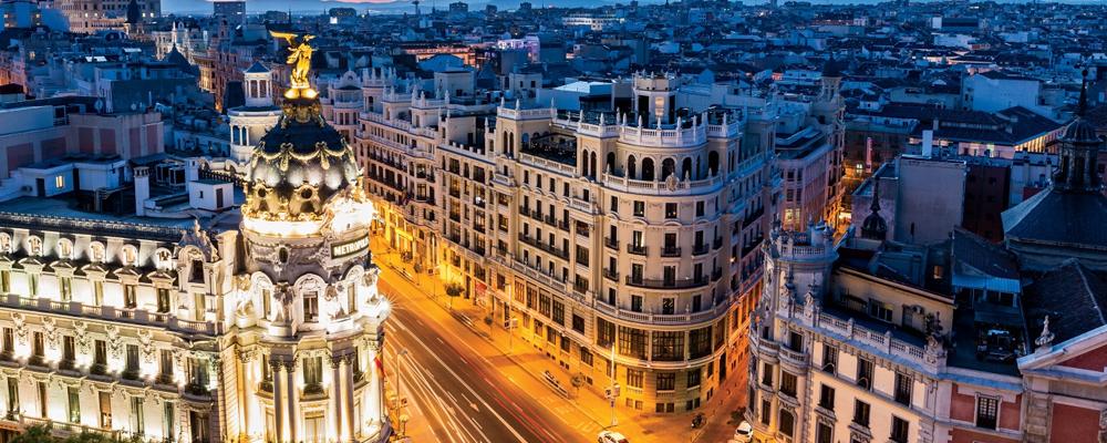 Sede de cursos de fisioterapia en Madrid